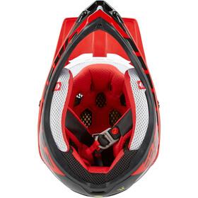 100% Aircraft DH Helm inkl. Mips blazer